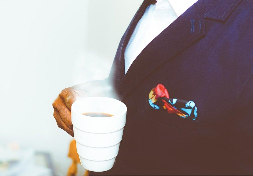 Weiterbildung mit Kaffee und Freude