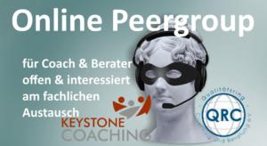 Online Peergroup für Coach und Berater