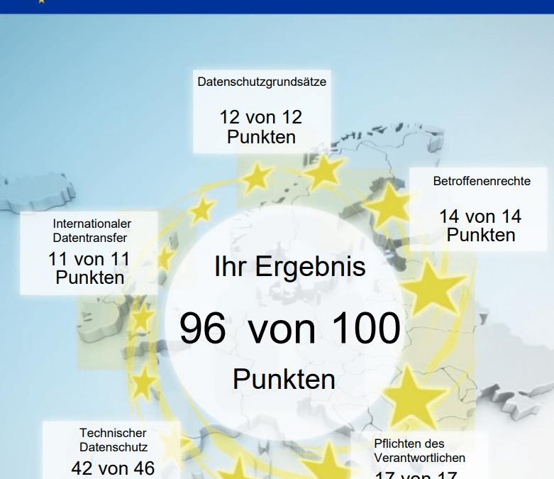 EU-DSGVO  auf den Weg gebracht