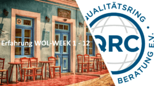 Erfahrung WOl-WEEK 1 - 12