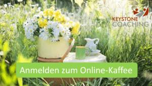 Anmelden zum Online-Kaffee